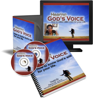 Hearing God's Voice Bible Study Online WebClass
